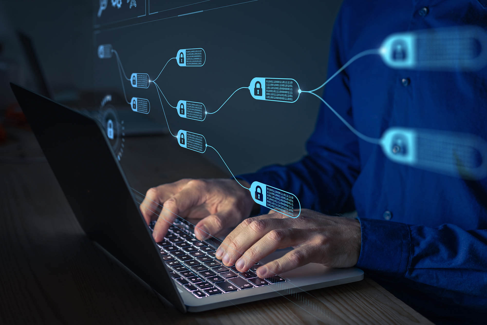 Integrating Blockchain with ERP